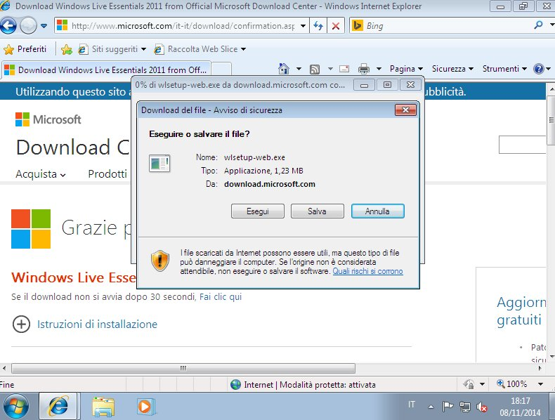 Download Windows Live Essential