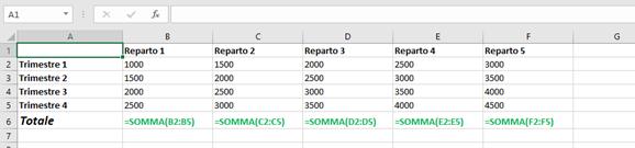 Come Verificare le formule con Excel